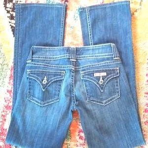 HUDSON Skinny Designer LA made Jeans NWIT